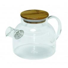 Чайник стеклянный Стокгольм 1050 мл Османтус