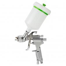 Краскораспылитель HP Ø1.4мм 170-285л/мин 3-3.5бар в/б 500мл (пласт) Refine (6811411)