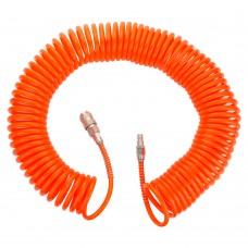 Шланг спиральный полиэтиленовый (PЕ) 15м 5.5×8мм Grad (7011335)