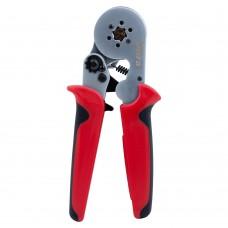 Клещи для опрессовки трубчатых наконечников 0,2-6мм² (шестигранник) ULTRA (4372122)