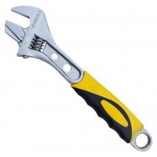 Ключ разводной с переставной губкой 250мм, 0-35мм CrV (TPR) Sigma (4100931)
