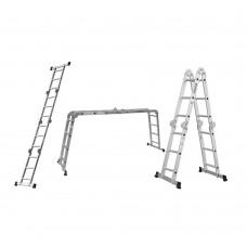 Лестница многоцелевая 4*3 (алюминиевая) Sigma (5031314)