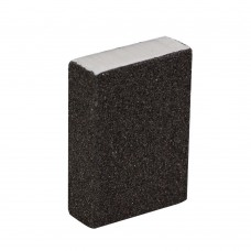 Губка шлифовальная четырехсторонняя 100х70х25мм P120 Sigma (9130671)