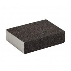 Губка шлифовальная четырехсторонняя 100х70х25мм P150 Sigma (9130681)
