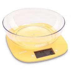 Весы кухонные MAGIO MG-290 желтый