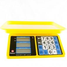 Весы торговые DOMOTEC MS-266 40кг M
