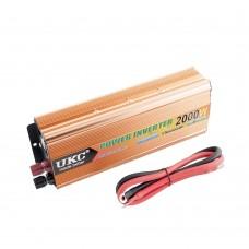 Преобразователь 2000W SSK AC/DC 12V (UKC)