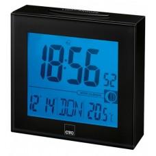 Часы CLATRONIC FU 7025 black