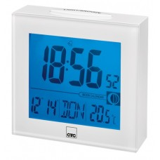 Часы CLATRONIC FU 7025 white