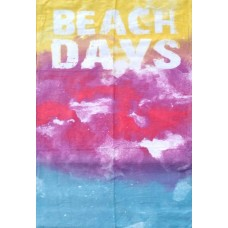 Полотенце пляжное Beach days