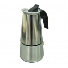 Кофеварка гейзерная «Классика» 4 порции Османтус
