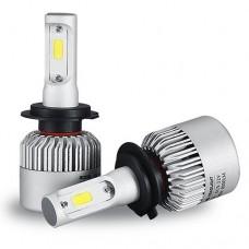 Лампы светодиодные UKC Car Led H7